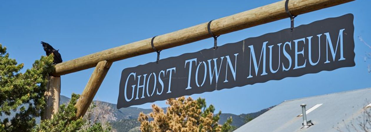 Ghost Town Museum Colorado Springs things to do in Colorado Springs kid friendly gold panning colorado springs Get Here Raven 1260x450